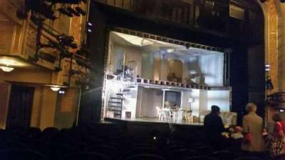Gerald Schoenfeld Theatre, section: orch, row: N, seat: 15