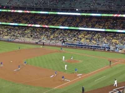 Dodger Stadium, section: 35RS, row: C , seat: 22