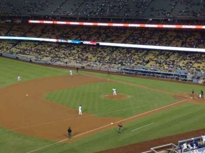 Dodger Stadium, section: 31RS, row: B, seat: 13