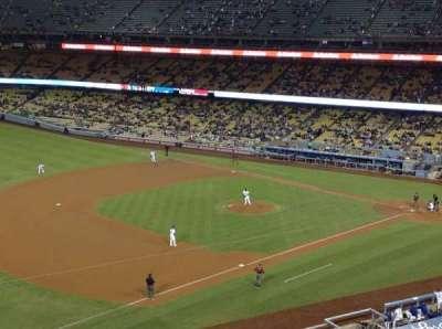 Dodger Stadium, section: 31RS, row: B, seat: 13