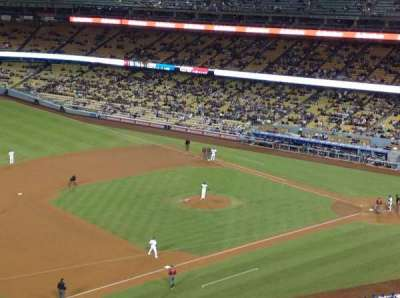 Dodger Stadium, section: 27RS, row: L, seat: 21