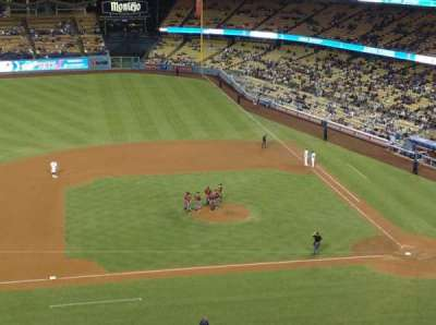 Dodger Stadium, section: 15RS, row: J, seat: 15