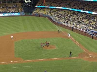 Dodger Stadium, section: 15RS, row: J, seat: 15