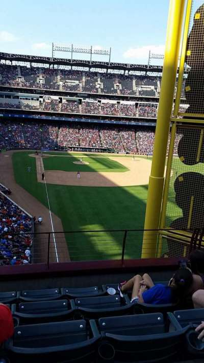 Globe Life Park in Arlington, section: 245, row: 7, seat: 4