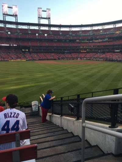 Busch Stadium section 193