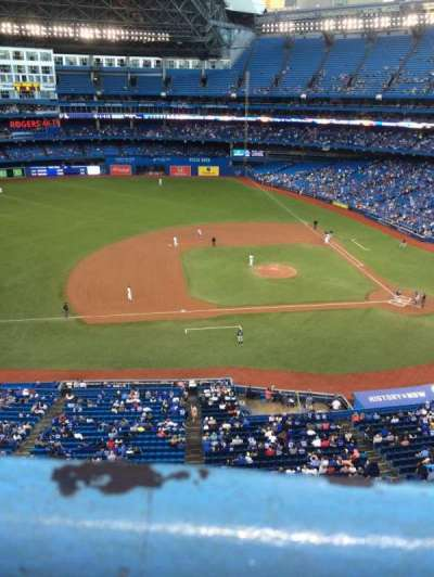 Rogers Centre section 530