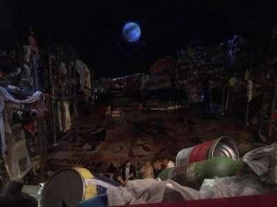 Neil Simon Theatre section Mezzanine