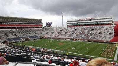 Vaught-Hemingway Stadium, section: K, row: 60, seat: 32