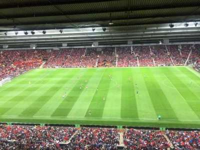 Old Trafford, section: N4405, row: 1, seat: 94
