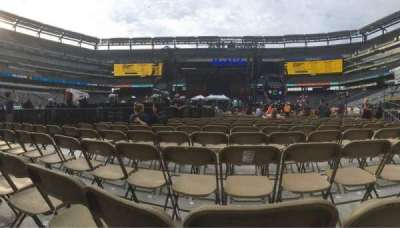 Metlife Stadium, section: 13, row: 19, seat: 3-10