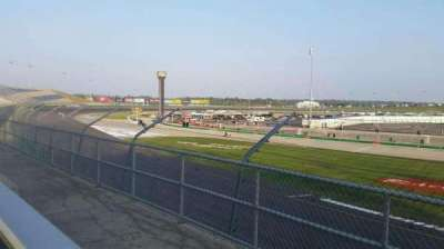 Kentucky Speedway, section: GS4 H, row: 2, seat: 5