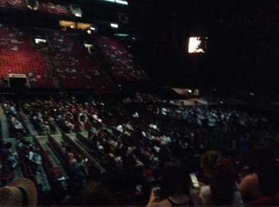Centre Bell, section: 113, row: D, seat: 17