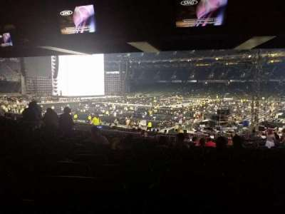 Mercedes-Benz Superdome section 109