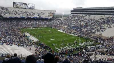 Beaver Stadium, section: SKC, row: UU, seat: 16