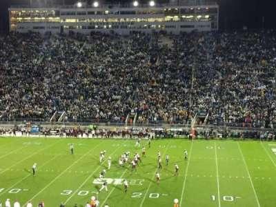Beaver Stadium, section: EGU, row: 46, seat: 17