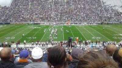 Beaver Stadium, section: WE, row: 29, seat: 24