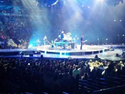 BMO Harris Bradley Center, section: 202, row: M, seat: 1