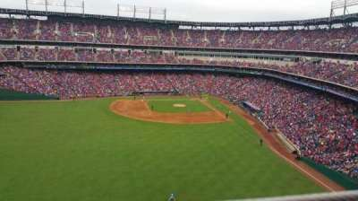 Globe Life Park in Arlington, section: 302, row: 1, seat: 9