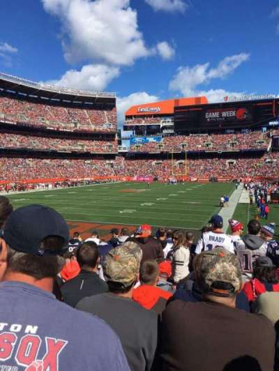 FirstEnergy Stadium, section: 149, row: 17, seat: 20