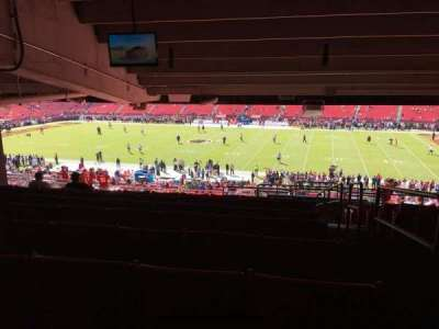 FedEx Field section 220