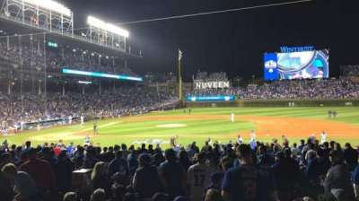 Wrigley Field, section: 129, row: 11, seat: 6
