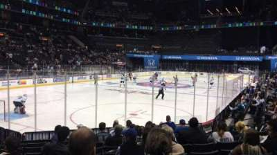 Barclays Center, section: 13, row: 10, seat: 7