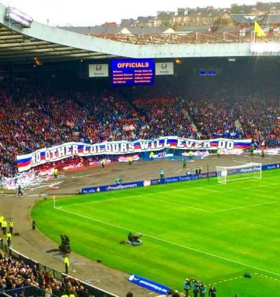 Hampden Park section K3