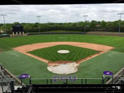 Lupton Stadium, section: 204