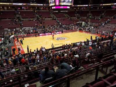 Value City Arena section 224