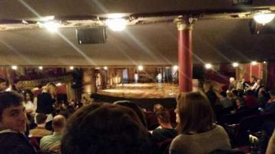 PrivateBank Theatre, section: Dress Circle, row: H, seat: 230