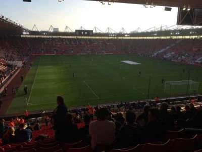 St Mary's Stadium section 45