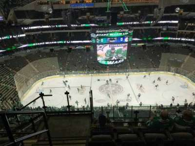 American Airlines Center, section: 326, row: k, seat: 15