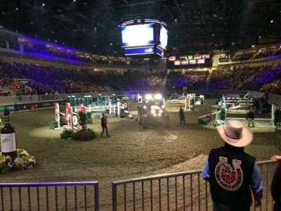 Coca-Cola Coliseum, section: 104, row: A, seat: 2