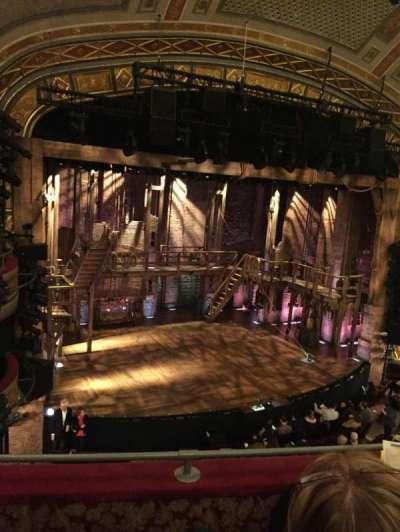 Richard Rodgers Theatre, section: FMEZZ, row: C, seat: 17