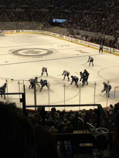 MTS Centre section 228