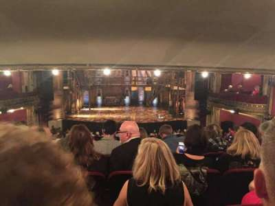 PrivateBank Theatre, section: Dress Circle C, row: E, seat: 207