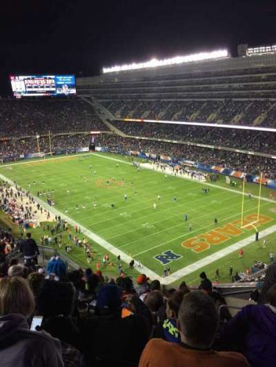 Soldier Field, section: 429, row: 12, seat: 16