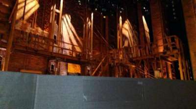 PrivateBank Theatre, section: ORCH-L, row: B, seat: 7