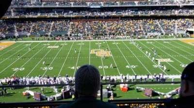 McLane Stadium, section: 324, row: 2, seat: 23