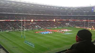 Twickenham Stadium, section: M40, row: 65, seat: 15