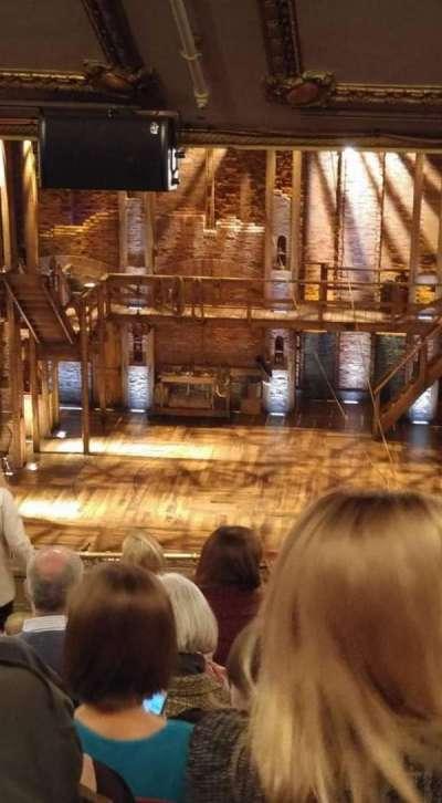 CIBC Theatre section Mezzanine RC
