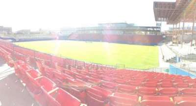 Toyota Stadium, section: 132, row: 6, seat: 6