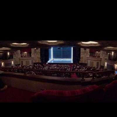 Oriental Theatre, section: Dress Circle C, row: B, seat: 222