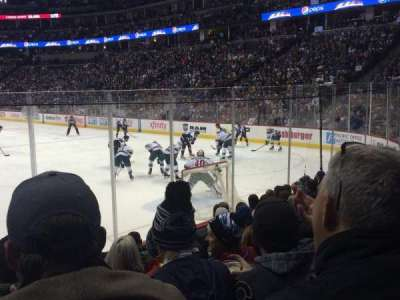 Pepsi Center, section: 140, row: 7, seat: 13