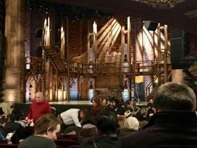 CIBC Theatre section Orchestra R