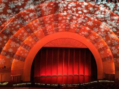 Radio City Music Hall, section: 2nd Mezzanine 5, row: A, seat: 510