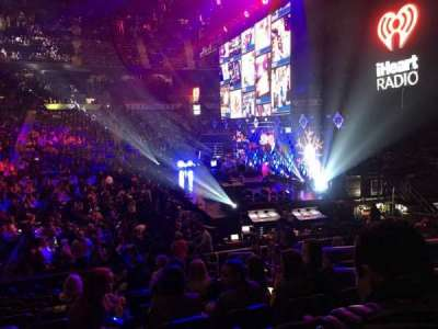 Philips Arena, section: 103, row: P, seat: 5