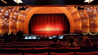 Radio City Music Hall, section: 2nd Mezzanine 4, row: K, seat: 407