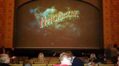 Auditorium Theatre, section: Orch-C, row: L, seat: 306