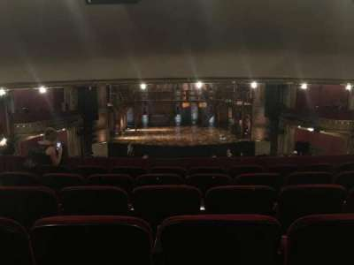 PrivateBank Theatre, section: Dress circle c, row: F, seat: 204